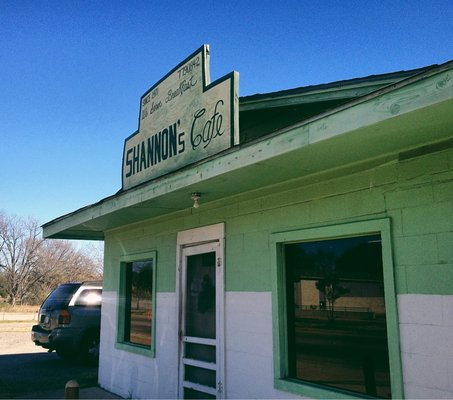 Shannons Cafe Bryan Tx