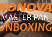 Konova Master Pan Unboxing Video