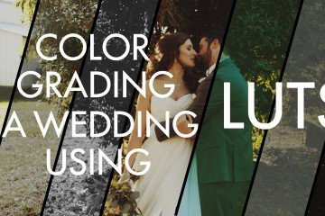 Color Grading With LUTS