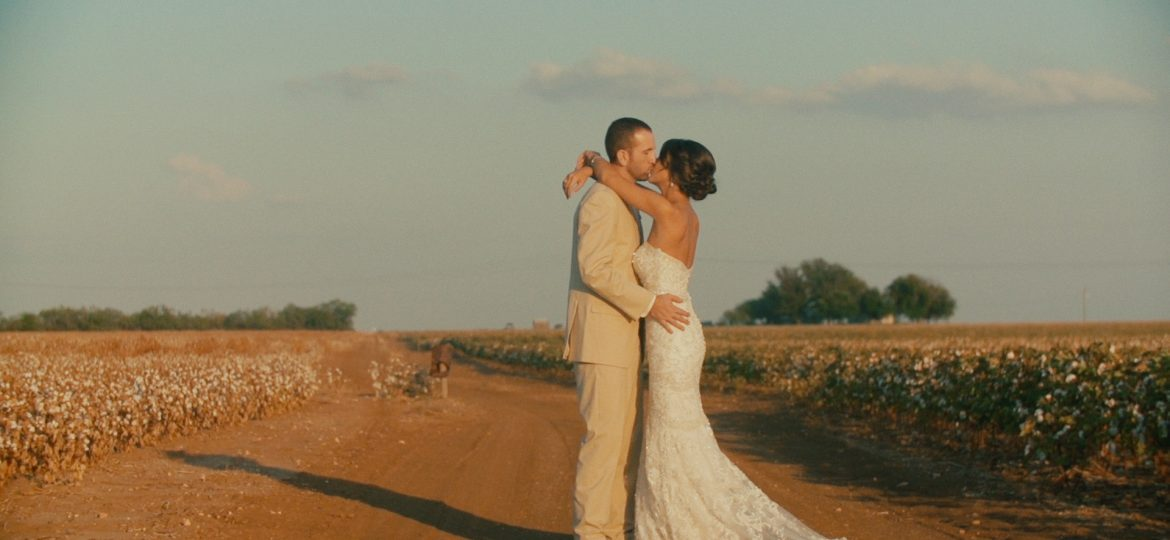 From the deer blind to the wedding aisle: a west Texas country wedding
