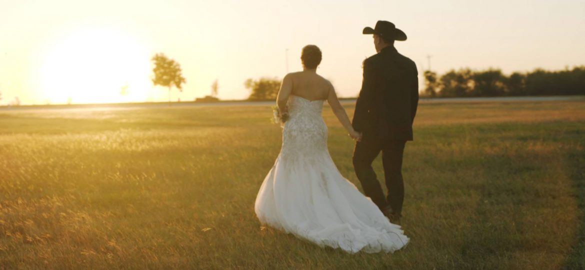 Growing old, disgracefully, together // A South Texas wedding film