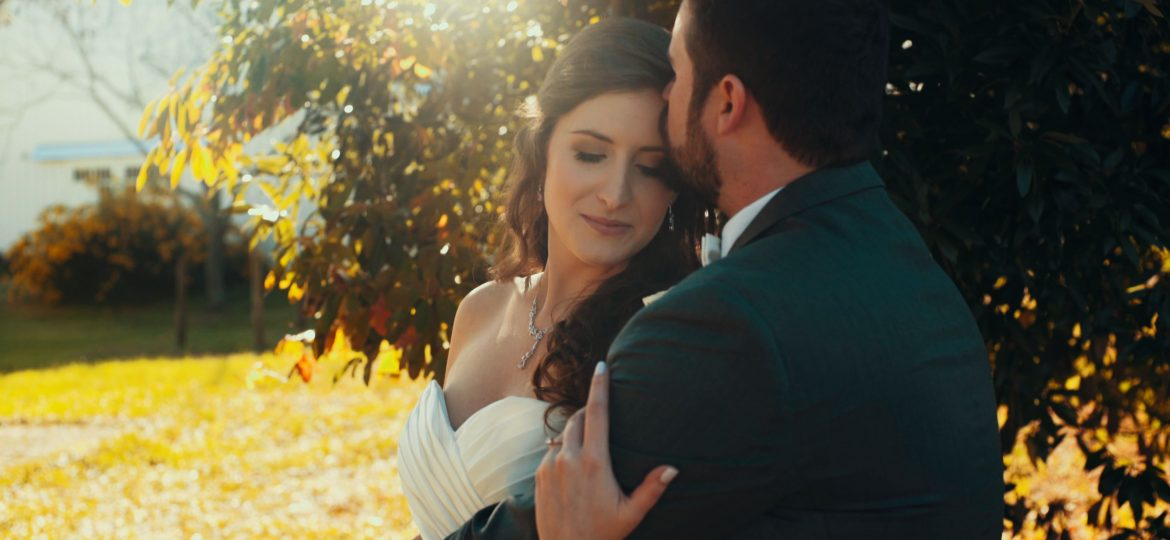 This couple is proof of the love and faithfulness of God | Texas Wedding Film