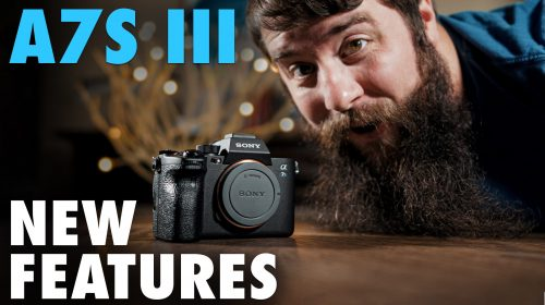 New Sony A7S III Features NOBODY Is Talking About