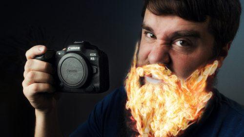 Canon R5 Overheating Thumbnail