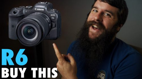 Canon R6 - The Video Camera You've Wanted For Years