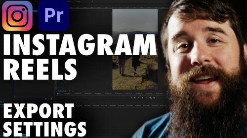 Instagram Reels Export Settings
