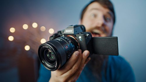 Sony 24mm Lens Review