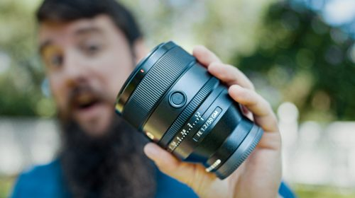 Sony 50mm Review for Wedding Filmmakers
