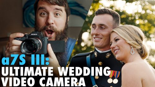 Sony A7S III Review for Wedding Filmmakers