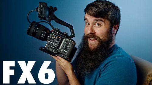 Sony FX6 Specs Video
