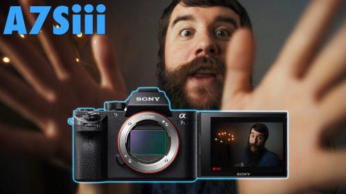 Sony A7Siii Specs Wishlist