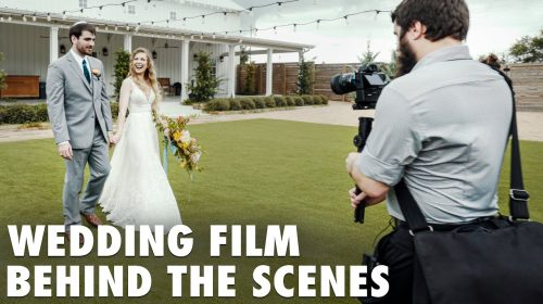 Wedding Filmmaking Behind The Scenes - Kaley and Doug filmed with the Sony a7S II